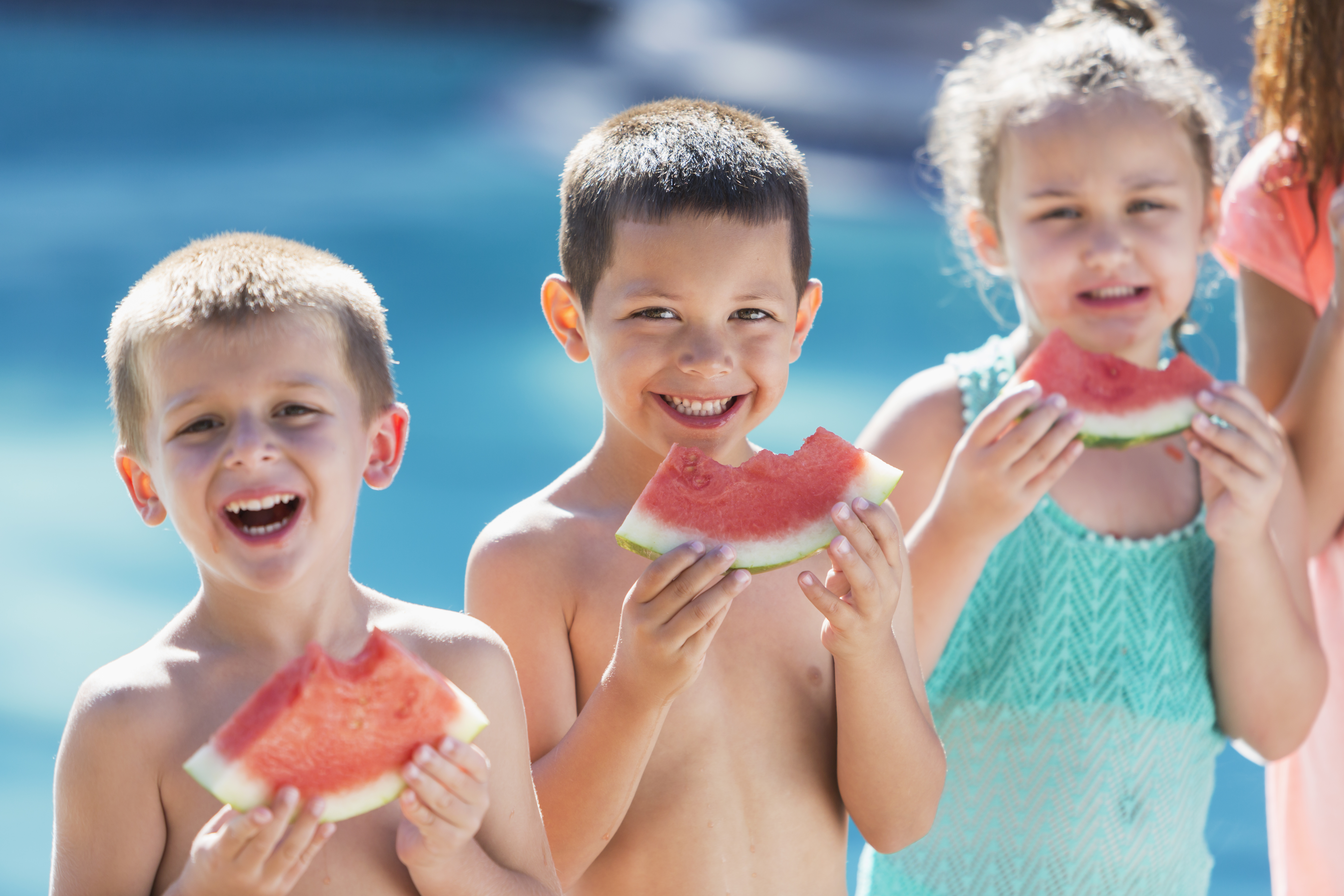 Sample photo to represent the Watermelon Festival at Luck Ladd Farms